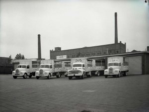 Ford (foto: Schmidlin. Bron: coll. Regionaal Archief Tilburg)